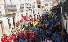 Las peñas que participen en el Día de las Peñas tendrán hasta el 30 de agosto para confirmar su asistencia