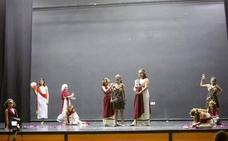 Los talleres Ceres del Festival de Mérida llevan la cultura y el teatro grecolatinos a veinte municipios extremeños