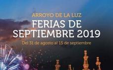 Arroyo de la Luz se prepara para disfrutar sus populares Fiestas de Septiembre