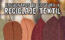 Encuentros de Costura y Reciclaje Textil en el ECJ