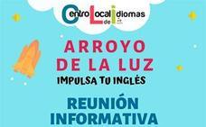 Reunión informativa y preinscripción para el Centro Local de Idiomas