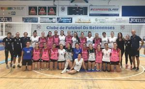 El Extremadura Arroyo cede dos derrotas en su primer test de pretemporada, en Lisboa