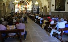 La Cofradía dedicó la sabatina de octubre a la Lucha Contra el Cáncer