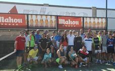 Éxito en la II edición del Torneo de Pádel Mohou de Arroyo de la Luz