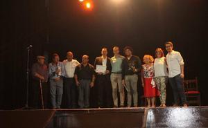 Daniel Castro, de los Santos de Maimona, obtuvo el primer premio del Concurso Nacional de Cantes de Trilla