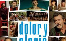 La película para mañana domingo es 'Dolor y Gloria'