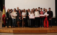 Gala entrega de premios Poeta Juan Ramos y Mejores Expedientes