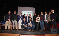 Gala de Entrega de Premios de los certámenes internacionales de Arroyo de la Luz
