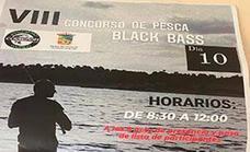 La Asociación de Pesca Local convoca el VIII Concurso de Pesca Black Bass