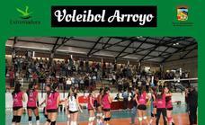 El club de voleibol Arroyo celebra el XIII Torneo Ibérico 'Mujeres'