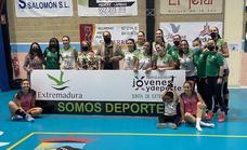 El Lusófona VC portugués se adjudica el Torneo Ibérico tras vencer en la final al Extremadura Arroyo