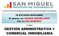 Curso de Gestión Administrativa y Comercial Inmobiliaria