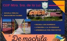 El CEIP Ntra. Sra. de la Luz organiza una campaña de recogida de material escolar para La Palma
