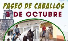 El próximo domingo se organizará un paseo de caballos en la localidad