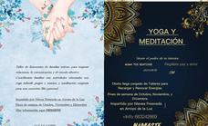 Nieves Fresneda imparte diferentes talleres de yoga