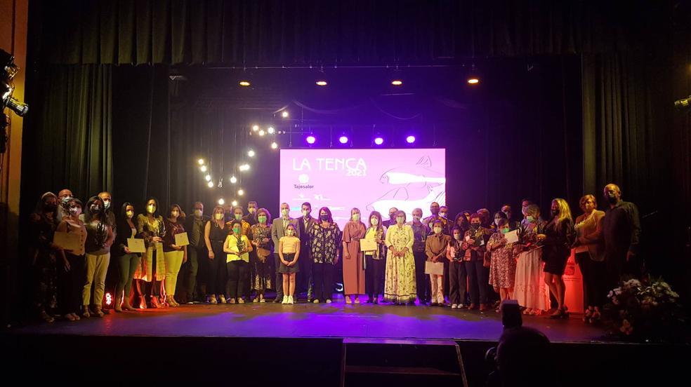 Gala de Entrega Tenca de Oro 2021