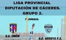 El Arroyo FS comienza la liga