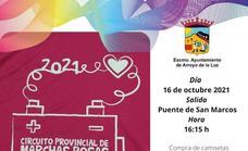 El 16 de octubre se celebra la Marcha Rosa de Arroyo de la Luz