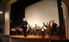 El Sexteto de Guitarras interpretó diversas obras barrocas en el Corral de Comedias