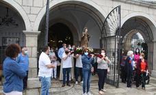San Pedrino procesiona por primera vez en dos años