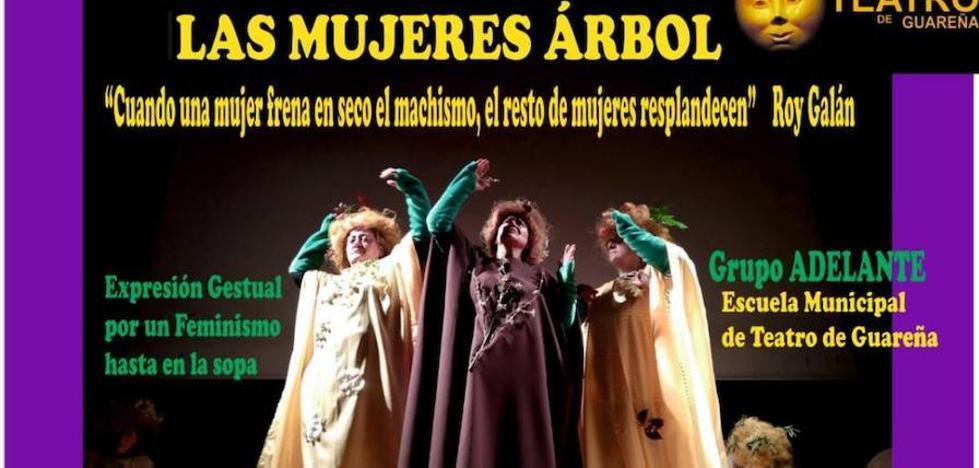 La escuela de teatro de Guareña interpreta dos obras el viernes