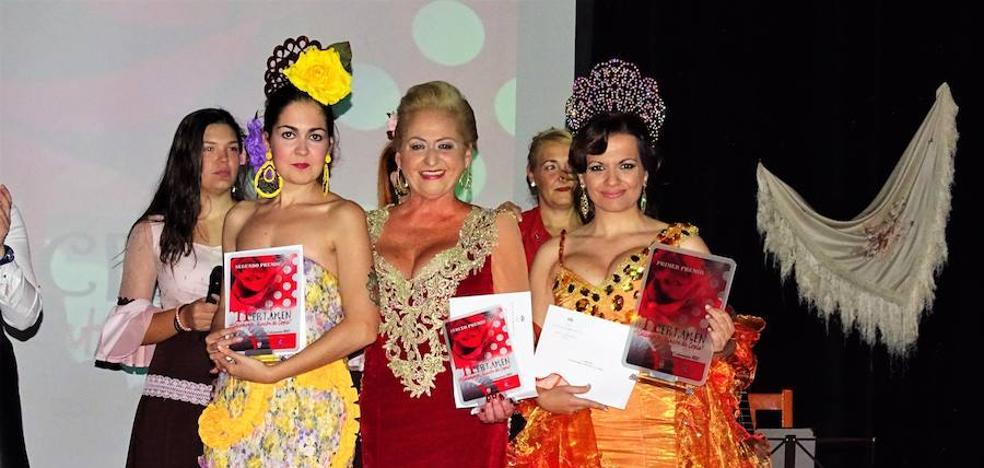 Toni Peñato, la primera calamonteña en participar en el certamen nacional de copla