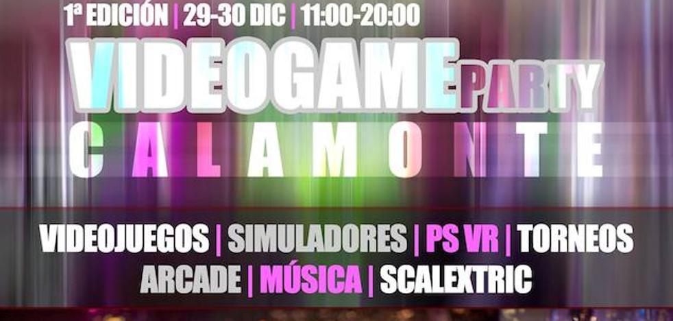 El I Video Game Party empieza mañana