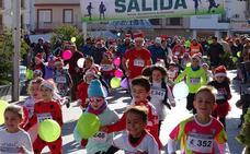 La V 'San Silvestre' congrega a 400 runners de todas las edades