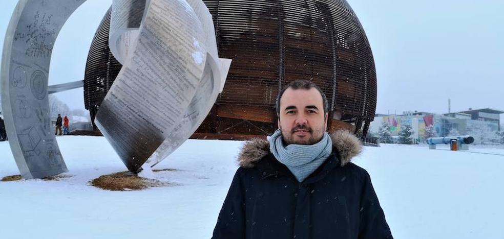 Briz: «Después de la experiencia que he pasado en el CERN, estoy encantado»