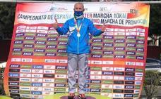 Miguel Periáñez no se cansa de ganar