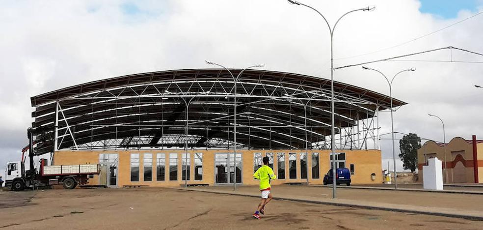 La obra de remodelación de la caseta se adjudica por casi 1,1 millones de euros