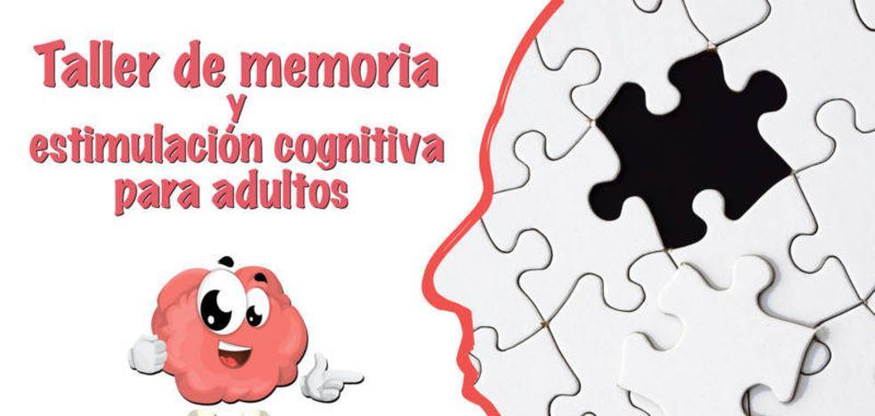 El taller de memoria volverá a impartirse a partir de noviembre