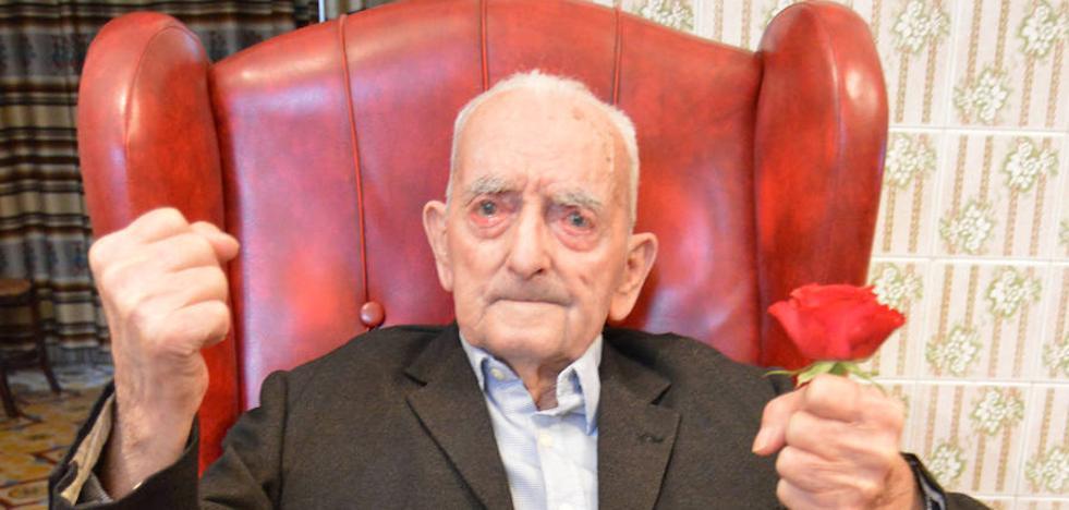 Fallece Juan Andrés Murillo, el 'abuelo de Campanario', a los 104 años