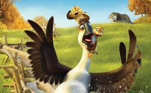 La película de animación 'Al aire, patos' llega este fin de semana a Campanario