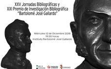 Nueve trabajos concurren al Premio Bartolomé José Gallardo