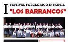 El I Festival Folclórico Infantil 'Los Barrancos' se celebra este sábado en Campanario