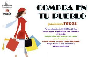 El Ayuntamiento lanza la sexta edición de la campaña 'Compra en tu pueblo'