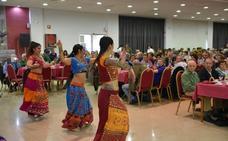 Casi 400 personas participan en las actividades del Día del Mayor