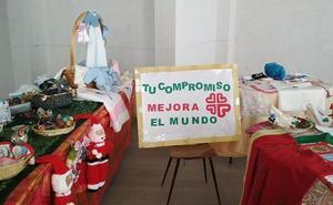 Hasta hoy domingo puede visitarse el mercadillo solidario navideño de Cáritas Parroquial