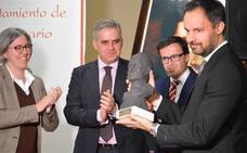 El barcelonés Albert Corbeto se alza con el Premio Bibliográfico Bartolomé José Gallardo