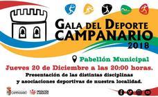 Este jueves se celebra la primera Gala del Deporte de Campanario