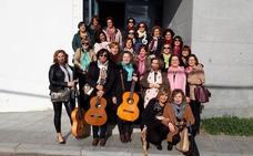 El coro de la parroquia actuó en la muestra provincial de villancicos en Quintana