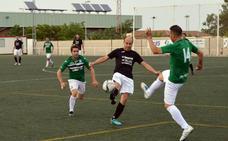 Un triunfo y un empate para los equipos de Campanario de veteranos ante los de Rena