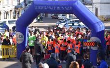 Casi 300 participantes despiden el año corriendo la San Silvestre