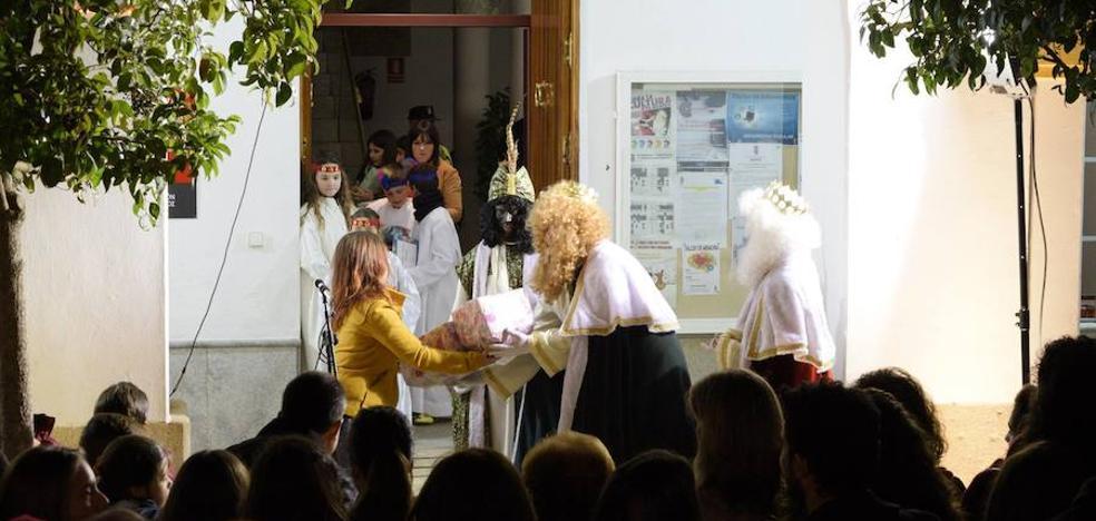 Los regalos para los Reyes se pueden entregar hasta mañana en el Ayuntamiento