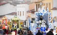 Los Reyes Magos repartieron mucha ilusión y regalos en Campanario