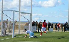El 'Campa' golea al Ilipense (4-1) y se coloca líder del grupo 3