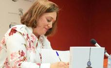 Buena acogida de la novela 'Amianto', de Ana Rodríguez