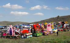 Reunión sobre el desfile de carrozas, este lunes 11 en el centro de ocio