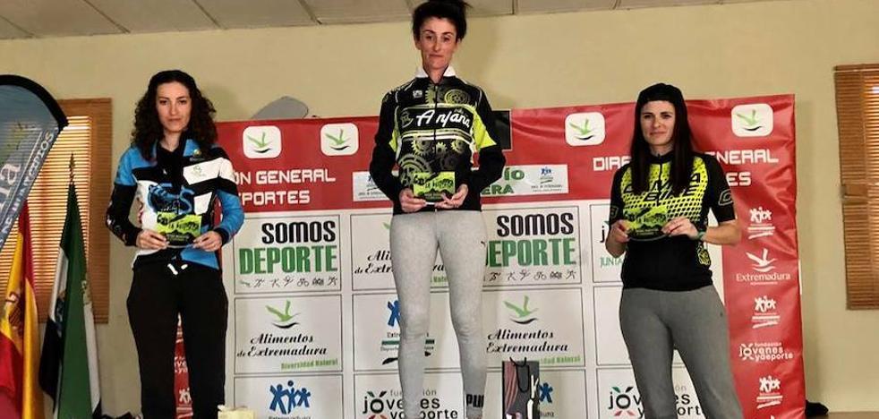 La campanariense Inés Ledesma, tercera en el Desafío La Buitrera